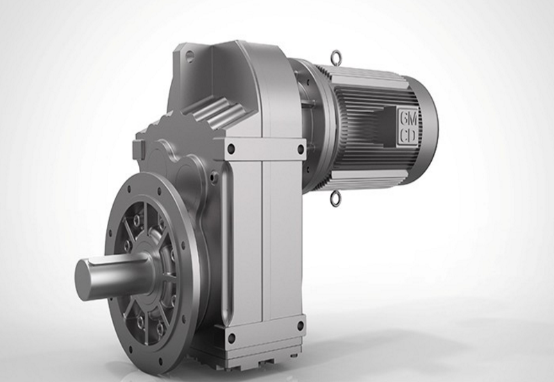 Parallel Shaft Gearmotor F Series