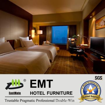 Muebles del dormitorio de la suite de la familia del hotel de lujo (EMT-HTB07)