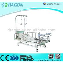Cama de tracción ortopédica para hospital con cabezal extraíble para ABS