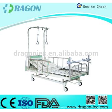 Orthopädisches Krankenhausbett mit abnehmbarem Kopf- / Fußbrett aus ABS
