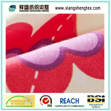 Polyester Microfiber Fabric with Peach Skin