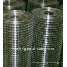 Malla de alambre electrosoldada galvanizada (fabricante)