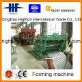 Corrugated Silos Roll Forming Machine