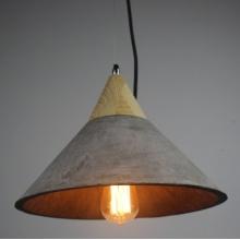 Moderna lámpara de hormigón colgante (PC3009)