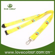 Bright color nice quality picture lanyards