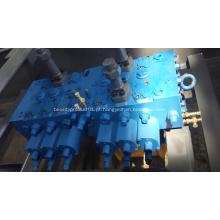 Válvula hidráulica Rextoth M4 M7 para máquinas de construção