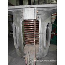 Coreless Melting Furnace for Iron, Aluminum, Copper (GW-350KG)