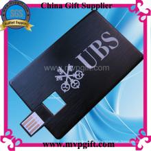 Tarjeta de crédito USB 3.0 Flash Drive