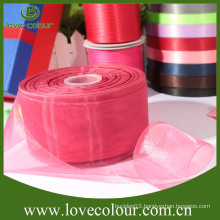 Wedding Sheer ribbon/chrismas/parties decoration/ organza ribbon