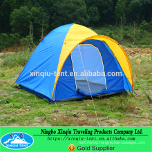 3-4 person double layer camping outdoor tent