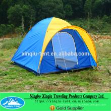 3-4 человек двойной слой открытый палатки кемпинга