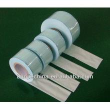 esterilización térmica del instrumento dental del sellador carrete plano de Tyvek
