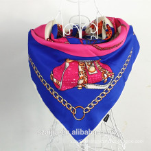 Fashion new arrival ladies printed colorful long scarf /shawl