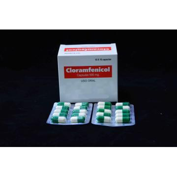 Fast Delivery for β-lactam Antibiotics Chloramphenicol Capsule BP 500MG supply to Philippines Suppliers