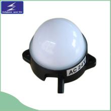 24V Lámpara RGB LED de color completo LED Punto de luz de fuente