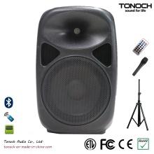 8 polegadas sistema de som plástico alto-falante profissional para PT08ub modelo