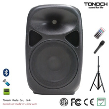 8 Inches Plastic PA System Loudspeaker for Model PT08ub