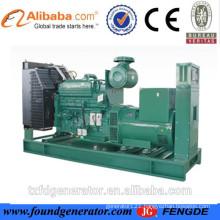 Best price sale new engine 450kva ats diesel generator