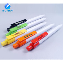 2015 Colorful Cheap Plastic Ball Pen Advertising Pen with Logo Printing