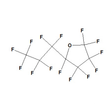 2, 2, 3, 3, 4, 4, 5-гептафтор-5- (гептафторпропил) тетрагидрофуран CAS № 423-22-3