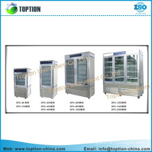 High quality Laboratory&Commercial Bacterial thermostatic light incubator