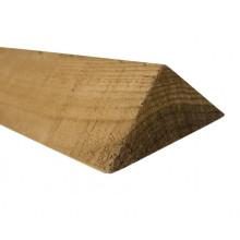 Paulownia Triangle Chamfer and Strips