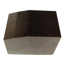 Bloco não magnético de carboneto cimentado