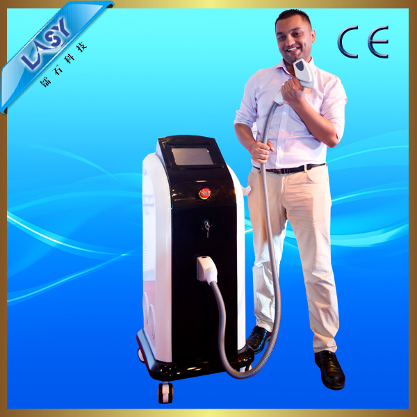 Micro-canale indolore 808 diodo laser hair removal machine