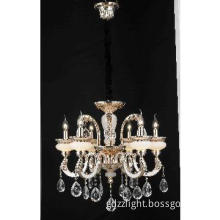 Small Chandelier Lights Crystal Hanging Lamp