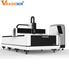 Machines de découpe laser à fibre d'aluminium VLF1530