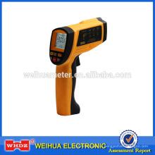 Инфракрасный термометр WH900 Инфракрасный пистолет термометр бесконтактные промышленные