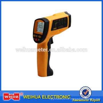 Termómetro infrarrojo WH900 Termómetro infrarrojo tipo pistola sin contacto industrial