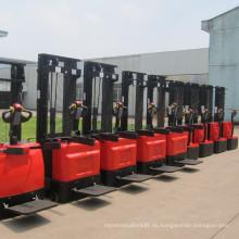 Apilador eléctrico de la plataforma de 1500kg 2000kg 2500kg AC