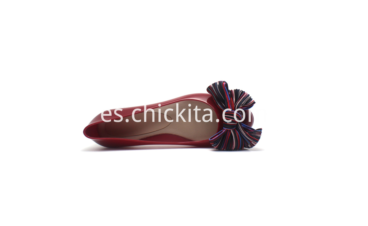 Ladies Lightweight and comfortable stylish plastic shoes