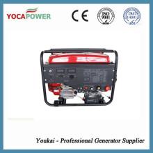 Портативный бензиновый генератор мощностью 6 кВт
