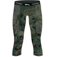 Custom Men′s Blank Compression Kick Boxing Shorts