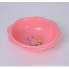 Lavabo rond en plastique pour lavabo pour bébé