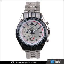 Chine usine marque privée montre quartz, montres personnalisées