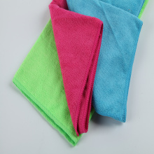 Pure Plain Dyed Washable Knitted Warp Towels