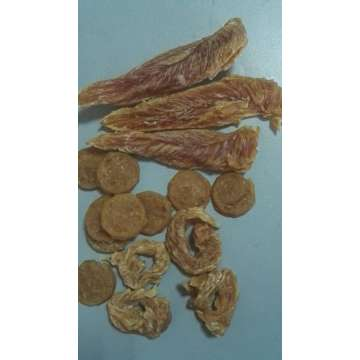 Air-dry Pet Meat Jerky Dog Food Factory