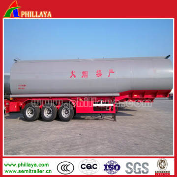 Carbon Steel Fuel Tanker Semi Trailer with Volume Opptinal