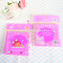 Eco-friendly baby/children EVA bath Book, baby bath book with sponge inside