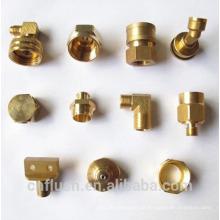 peças de usinagem cnc de metal personalizado de fábrica