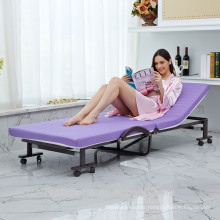 China manufacturer folding extra bed for wholesales