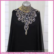 HE3006 venda quente boa mão handmade bela árabe estilo árabe estilo vestido musculoso longo na Malásia