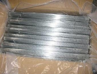 Used in construction galvanized wire