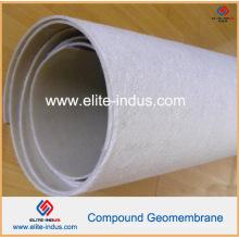 Géomembrane Composée avec Géotextile Non-Matériau et Membrane