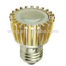 die cast led spotlight housing or heat sink led spotlight die casting supplier