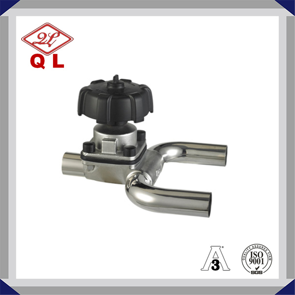 U-Type Diaphragm Valve