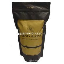 Plastic Tea Bag/Stand up Tea Pouch